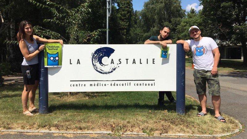 Monthey: de la Castalie aux coulisses du Chablues Festival