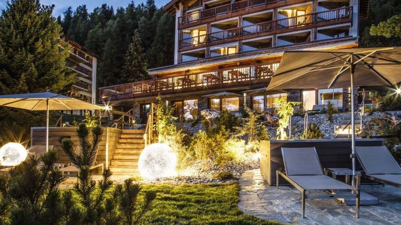 Le Chandolin Boutique Hotel est également réputé pour sa cuisine auréolée de 15 points par le Gault & Millau.