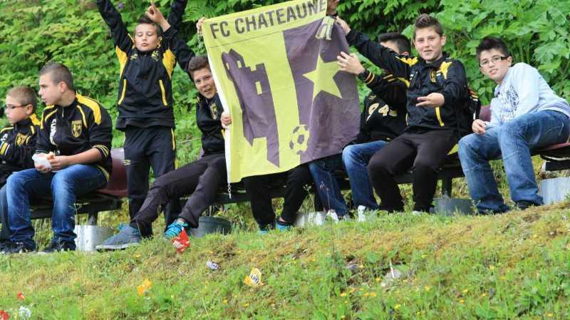 100 ans de l'AVF: la fin de saison palpitante du FC Châteauneuf [9/53]