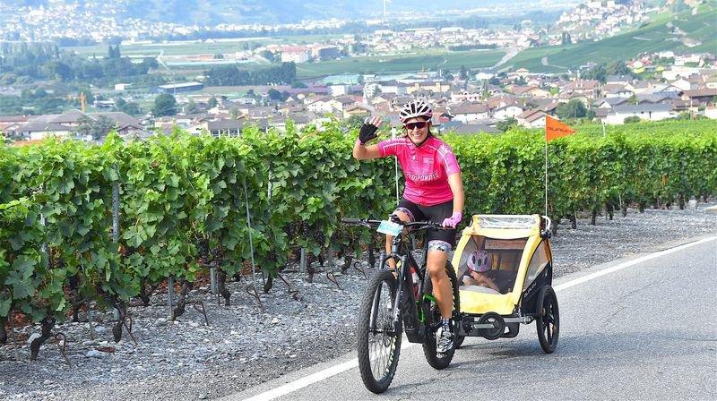 Une Cyclosportive des Vins du Valais ouverte à tous