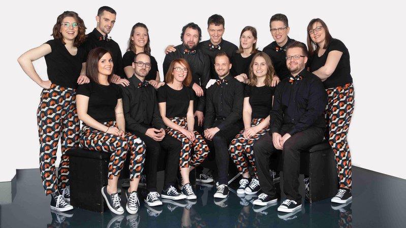 Eurovision des chœurs: pas de victoire suisse à Göteborg