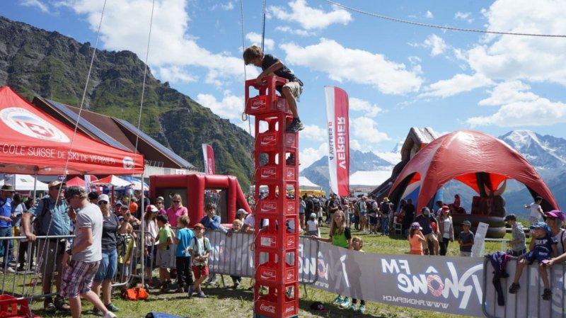 Des jeux, des démonstrations, un concert à plus de 2000 mètres d'altitude, c'est le programme de la Fête des familles de la Chaux.