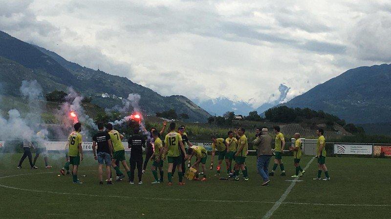 100 ans de l'AVF: les invincibles guerriers du FC Miège [30/53]