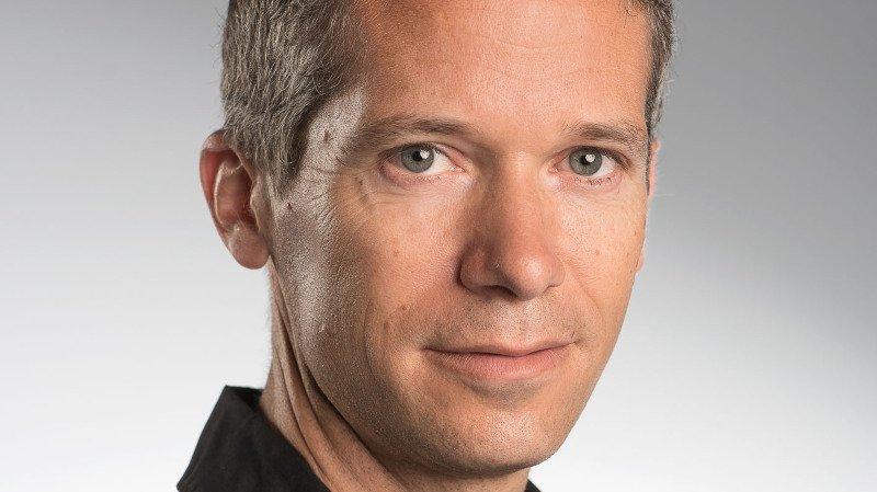 Le Valaisan Jacques Fellay nommé professeur à l'EPFL