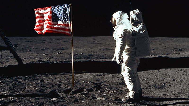 Revivez le premier pas sur la Lune, ce week-end en Valais.