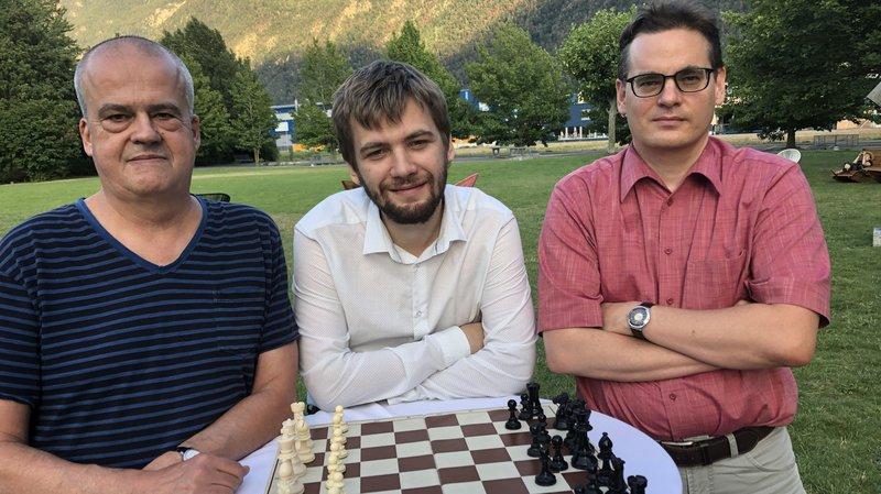 Echecs: Vladimir Zakhartsov vainqueur à Martigny