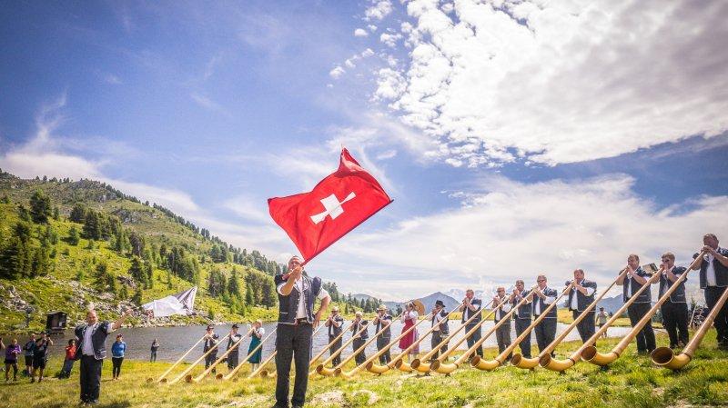 Nendaz: le Valais Drink Pure Festival 2019 mettra encore en valeur le folklore et les traditions suisses