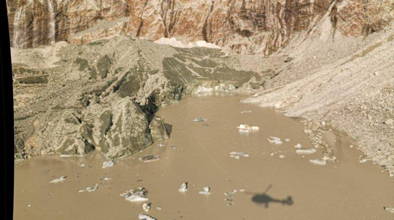 Les poches glaciaires, ces phénomènes surveillés mais imprévisibles