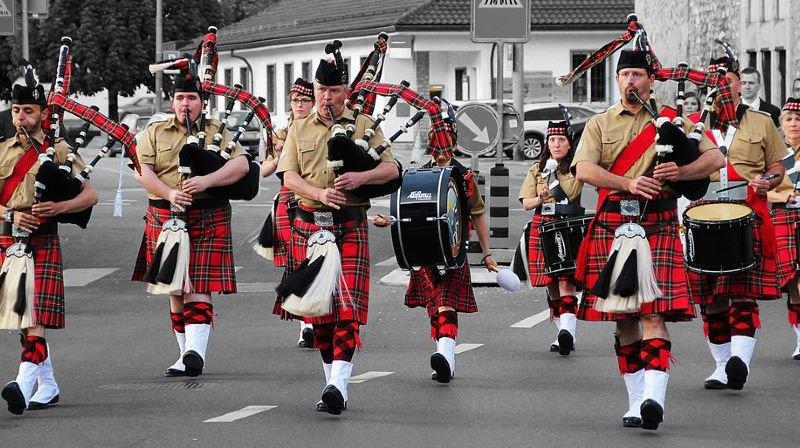 Vallensis Highlanders donnera le rythme au premier marché artisanal de l'été dimanche au Bouveret.