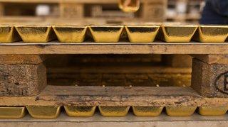 Brésil: vol spectaculaire de 718,9 kilos d'or, trois suspects interpellés