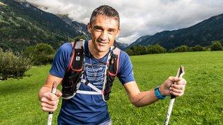 Trail du Vélan: Serge Lattion le plus rapide