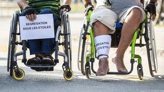 Chaises roulantes et festivals: l'exception de Sion sous les étoiles
