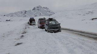 Météo: alerte au grand froid en Bolivie