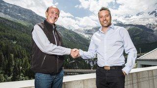 Cohésion cantonale: Veyras et Saas-Fee pourraient être les premières communes à signer un pacte d'amitié