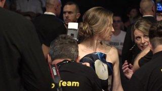 Festival du film de Locarno: l'actrice américaine Hilary Swank honorée