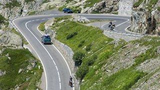 Excès de vitesse: cinq chauffards flashés sur les routes du Susten