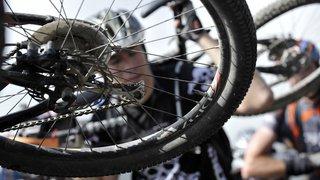 Sierre: un cours de vélo mis sur pied pour les familles