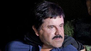 """Etats-Unis: le baron de la drogue mexicain """"El Chapo"""" condamné à la perpétuité"""