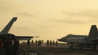 Tensions dans le Golfe: les Etats-Unis annoncent avoir abattu un drone iranien