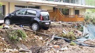 Retour sur les orages violents qui ont frappé la Suisse romande depuis le début de l'été