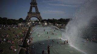 Canicule en France: 80 départements en vigilance orange, un record absolu