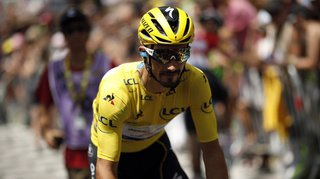 Cyclisme - Tour de France: Alaphilippe remporte le contre-la-montre et conforte son maillot jaune