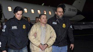Etats-Unis: la nouvelle prison du baron de la drogue El Chapo, «une version aseptisée de l'enfer»