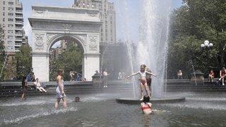 Canicule: les Etats-Unis ont eu chaud, au tour des Européens