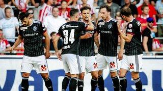 Football – Ligue des champions: le FC Bâle s'incline 3 à 2 face au PSV Eindhoven en match de qualification