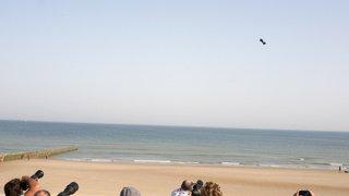 Traversée de la Manche en flyboard: Franky Zapata, l'homme volant, échoue à mi-chemin
