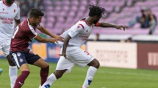 Super League: dans la douleur, le FC Sion obtient un point à Genève