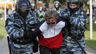 Russie: une centaine d'arrestations lors d'une nouvelle manifestation de l'opposition