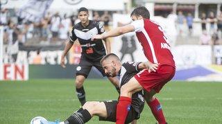 Super League: dominé copieusement, le FC Sion s'impose à Lugano