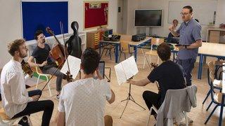 Crans-Montana Classics: tout pour le quatuor!