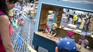 Crans-Montana: le festival Am Stram Gram enchante les familles