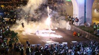 Les Hongkongais défient Pékin