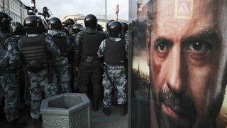 La contestation tient à Moscou
