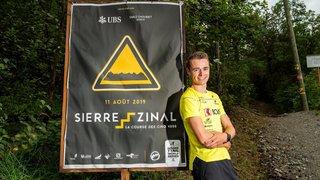 Sierre-Zinal: Maximilien Drion du Plat Pays au sommet de la course de montagne