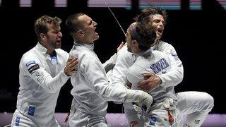 Escrime: Lucas Malcotti se rapproche des Jeux olympiques de Tokyo