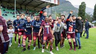 FC Martigny-Sports: réussir la transition après un exercice plein