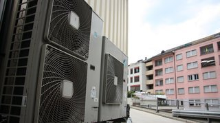 Canicule: quel est l'impact de la climatisation en Valais?