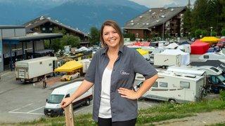 Course de côte Ayent-Anzère: Lise Gaudin ou l'apprentissage pour moteur