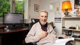 Oskar Lagger, l'adieu d'un destin de notes qui a marqué le Valais
