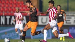 Le FC Sion nettement battu par Valence au stade de Tourbillon