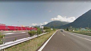 Autoroute: fermeture partielle du viaduc de Villeneuve