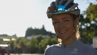 Le vélo, cet antidépresseur... La chronique de Caroline Faiss