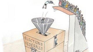 Pourquoi y a-t-il 236 candidates et candidats pour seulement huit places au Conseil national ?