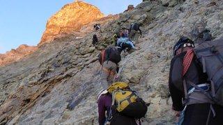 Alpinistes mal équipés: un danger de plus en montagne, pour eux et pour les autres