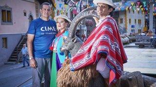 Evolène: quand un délégué du CICR devient guide des CIME
