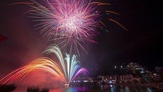 Valais: pleins feux sur la fête nationale
